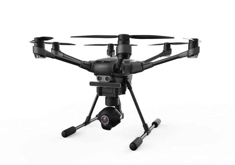 Typhoon H Pro >> Yuneec Typhoon H Pro With Intel Realsense Technology Shop
