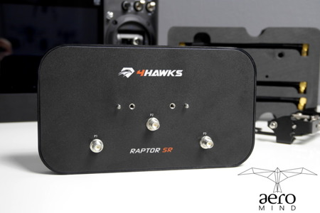 4Hawks Raptor SR antenna designed for Typhoon H