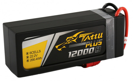 Akumulator Tattu Plus 12000mAh 22.2V 15C 6S1P