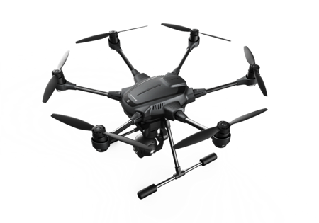 Dron Yuneec Typhoon H with CGOET Thermal camera