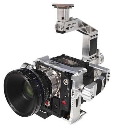 Gimbal Zero Tech Z6000 dla RED Epic, RED Scarlet