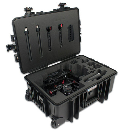 Solidna Walizka transportowa do DJI RONIN M