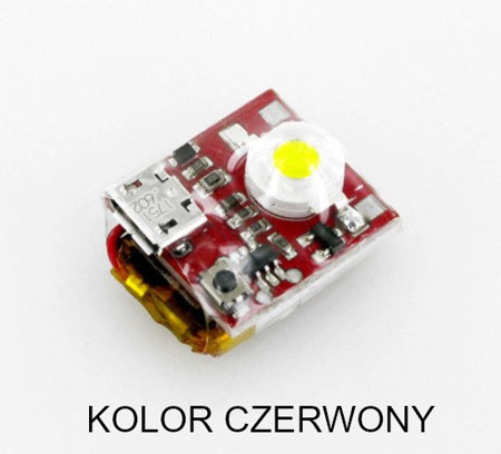 Strobon LED light Red