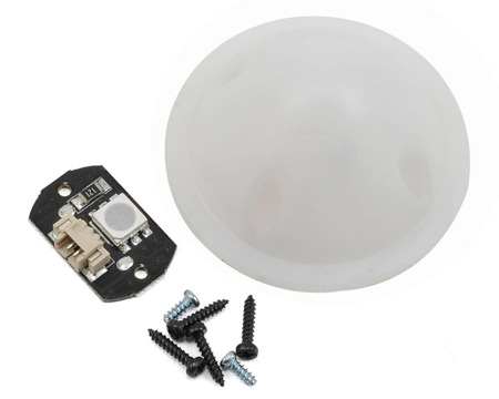 YUNEEC Rear Bottom LED and Cover for Typhoon Q500, Q500+