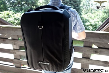 YUNEEC Soft Backpack for Typhoon H Hexacopter