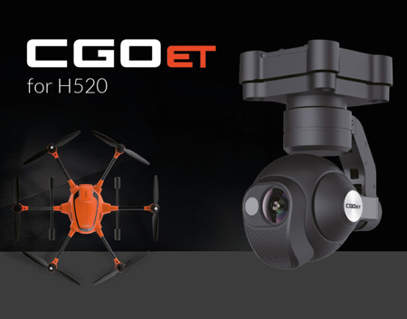 Yuneec CGOET camera for Typhoon H520