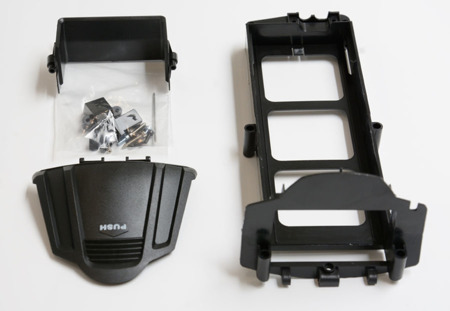 Yuneec Typhoon Q500, Q500+, 4K, G Battery Frame and Door Set