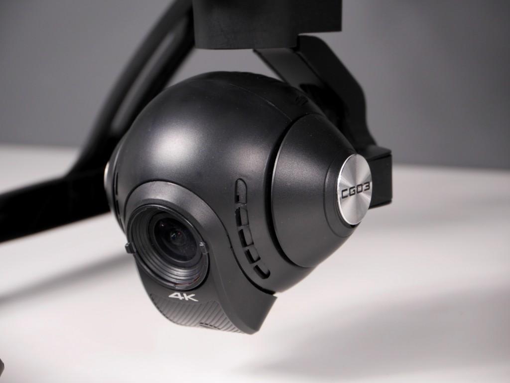 Kamera Yuneec 4K