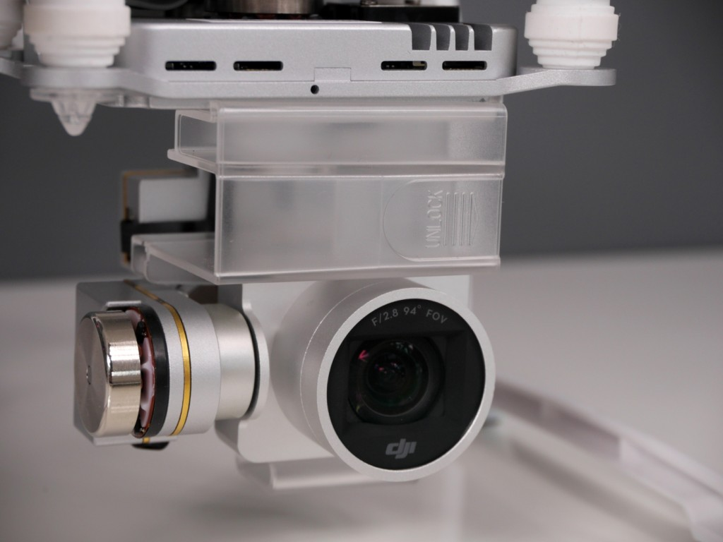 Kamera DJI Phantom 3 Professional
